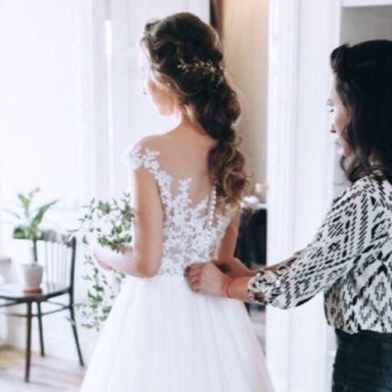 Образ в день свадьбы + выезд к невесте