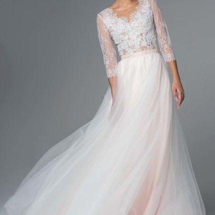 """Свадебное платье """"Вивьен"""""""