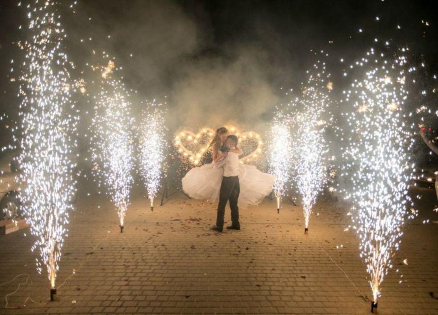 Двойное сердце и 6 фонтанов