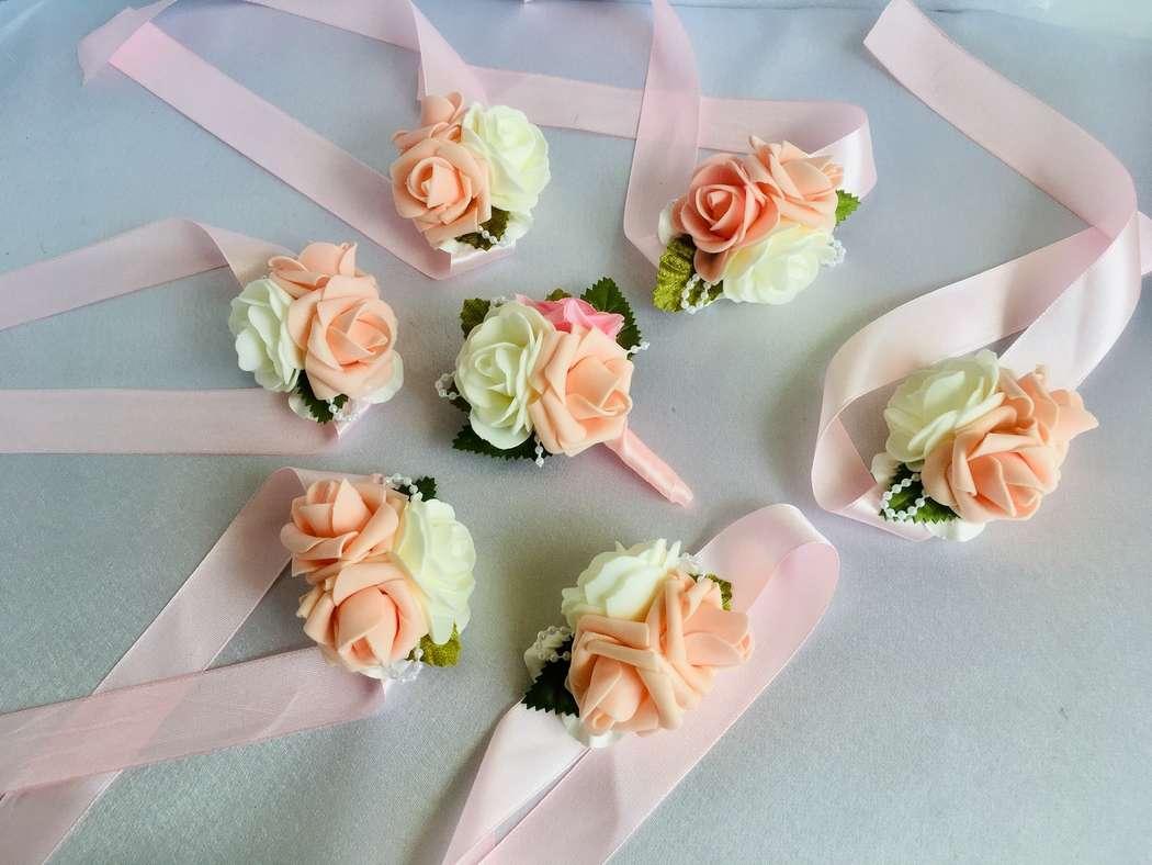 Фото 18831528 в коллекции 2019 - Wedding accessories - мастерская аксессуаров