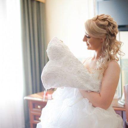 Аренда номера для утра невесты или жениха