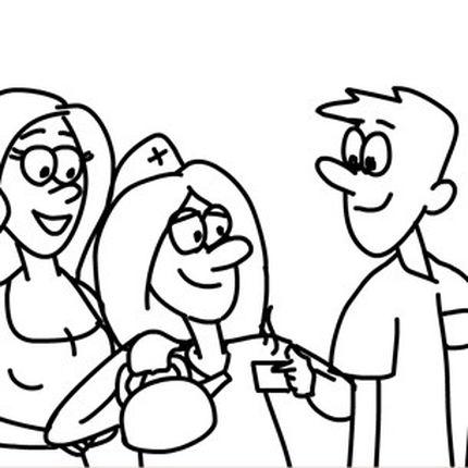 Анимационная открытка на заказ