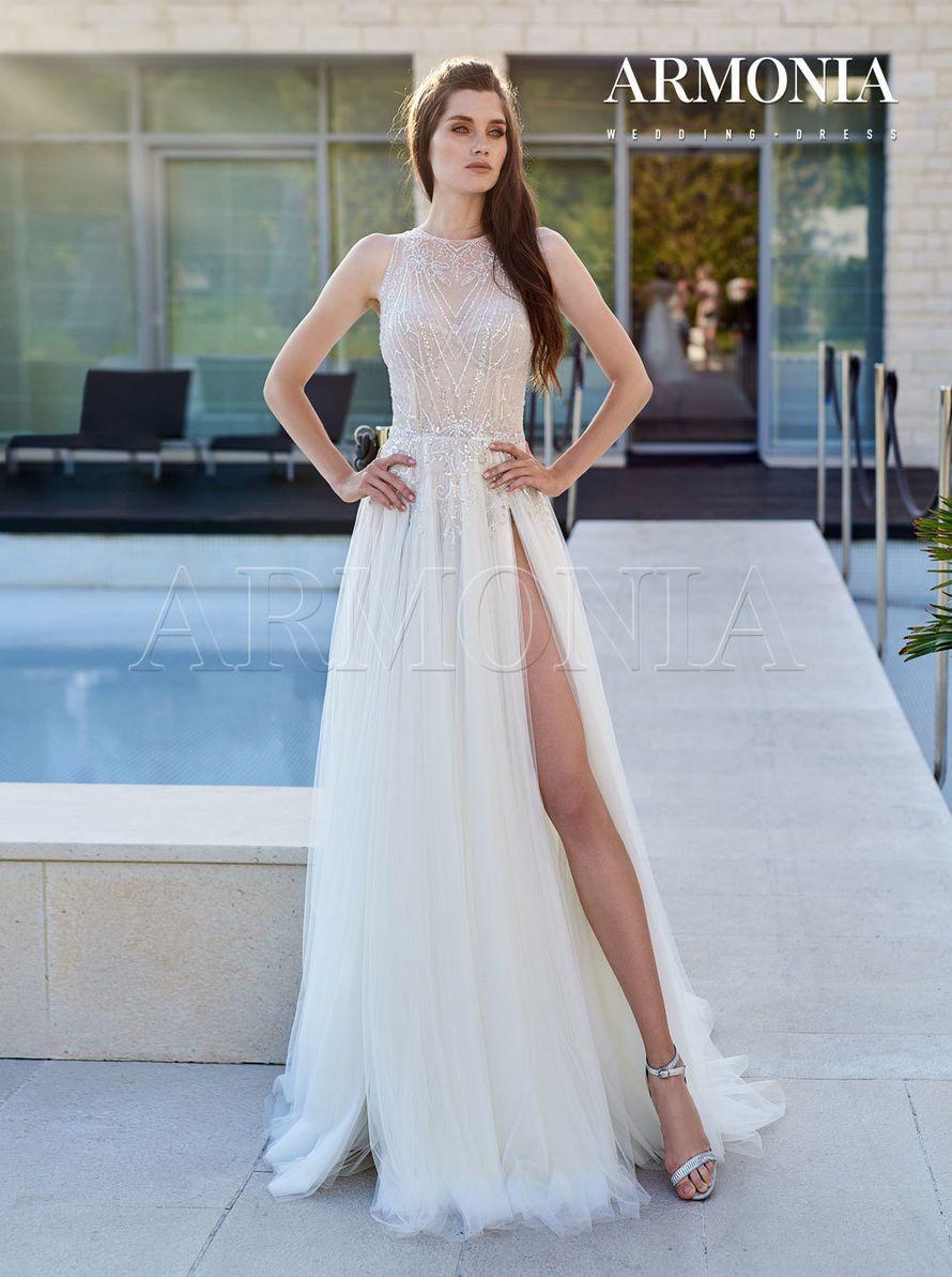 Alya - платье с разрезом от бедра