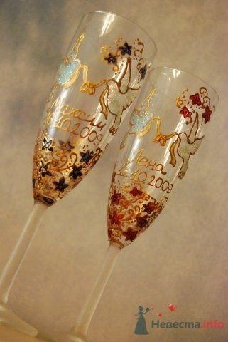 Фото 57285 в коллекции Бокалы под шомпанское