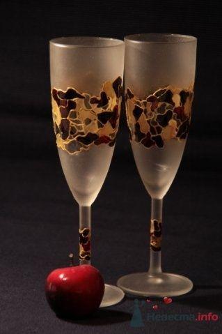 Фото 57287 в коллекции Бокалы под шомпанское