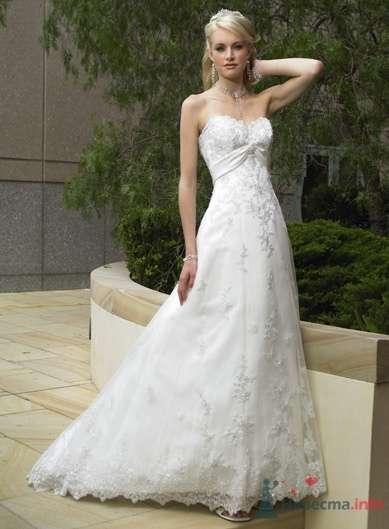 Фото 60046 в коллекции платья - Невеста01