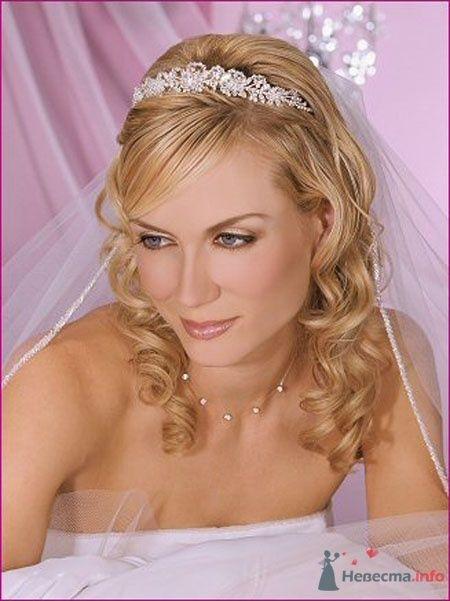 Фото 60051 в коллекции прически - Невеста01