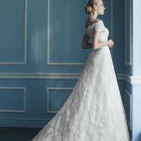свадебное платье-модель 13508
