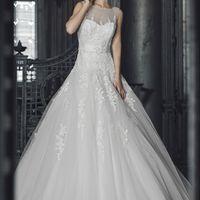 свадебное платье-модель R-12321