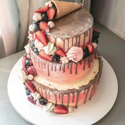 Торт авторский, 1 кг.