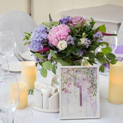 Оформление и декорирование свадьбы