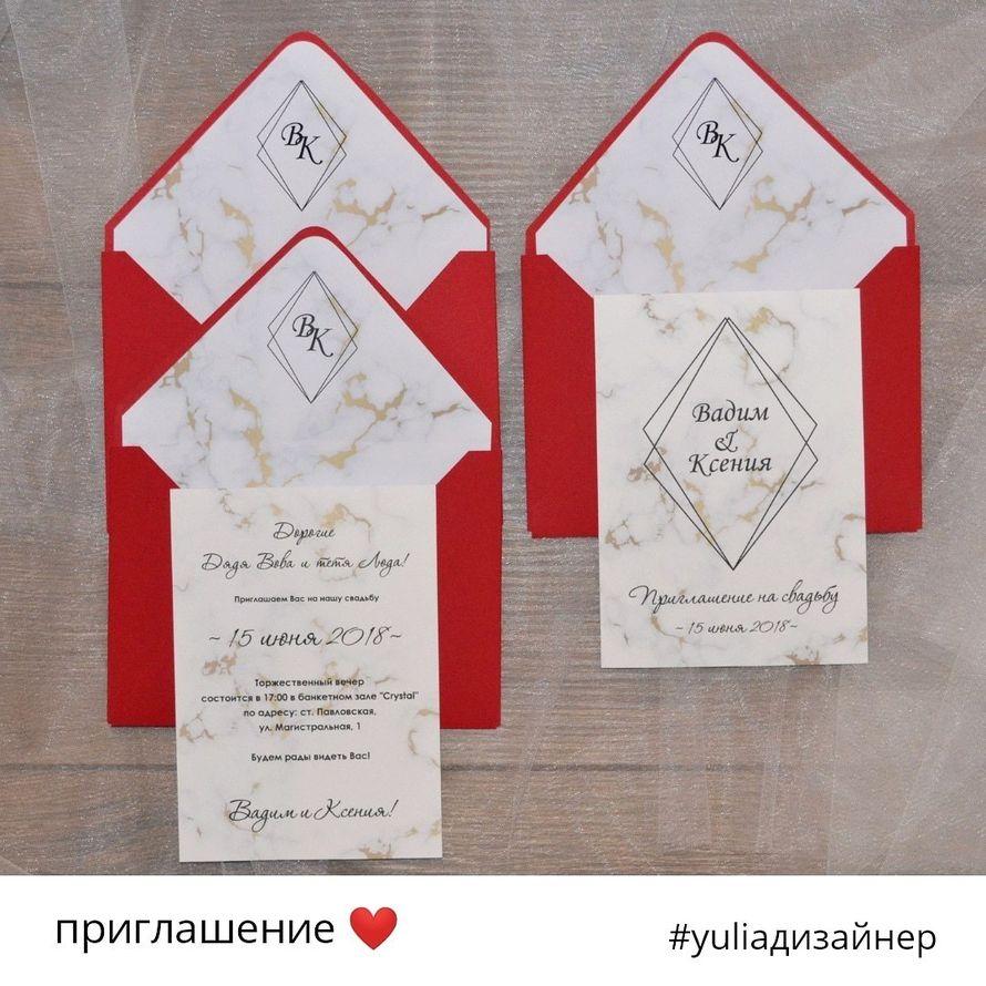 Фото 18923386 в коллекции Бонбоньерки - Wedding printing - свадебная полиграфия