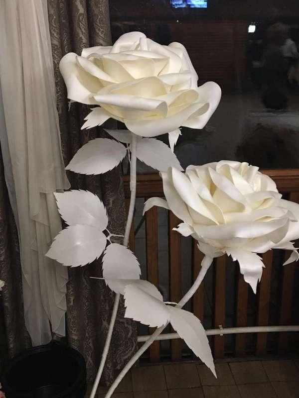 Ростовые цветы - фото 19014858 Art flowers - свадебное агентство