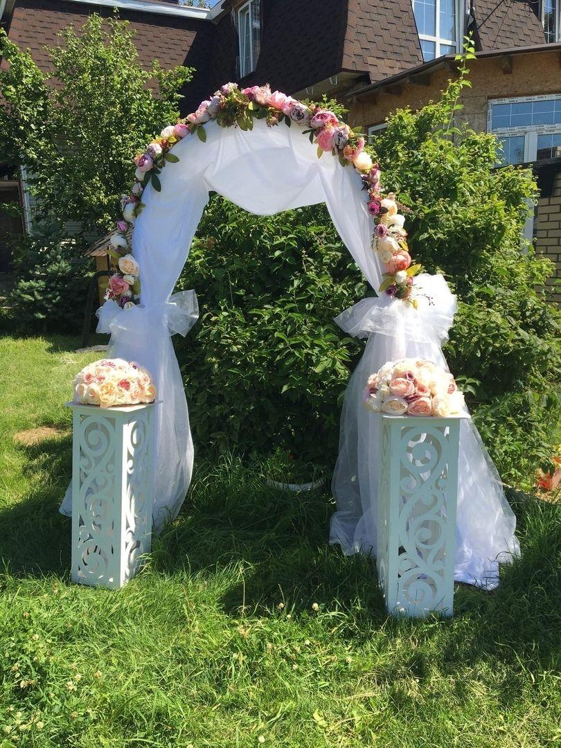 Фото 19742747 в коллекции Аренда свадебного декора - Art flowers - свадебное агентство
