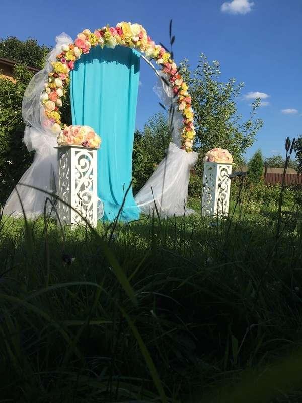 Фото 19742753 в коллекции Аренда свадебного декора - Art flowers - свадебное агентство