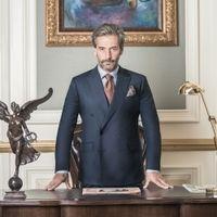 Пошив мужского костюма по меркам и на заказ