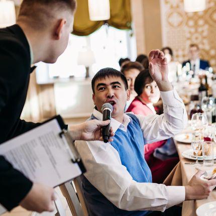 Проведение свадьбы, от 20 до 60 человек