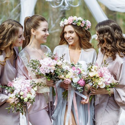 Образ для подружек невесты