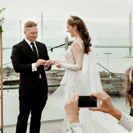 Проведение свадьбы + выездная церемония