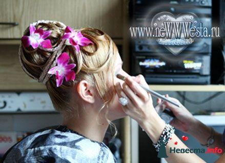 Фото 115751 в коллекции Я за работой - Свадебный стилист-визажист Севостьянова Наталья