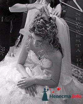Фото 115757 в коллекции Я за работой - Свадебный стилист-визажист Севостьянова Наталья