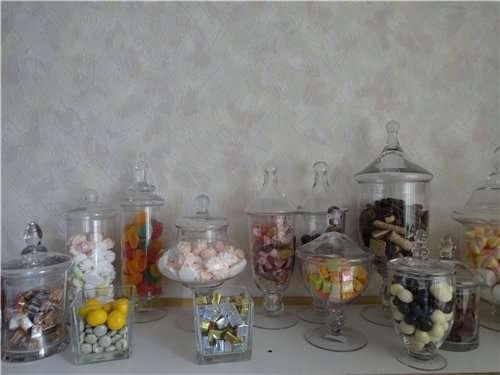 """Посуда для Кенди бара. - фото 2772935 Кондитеры """"Шоколадная радуга"""""""