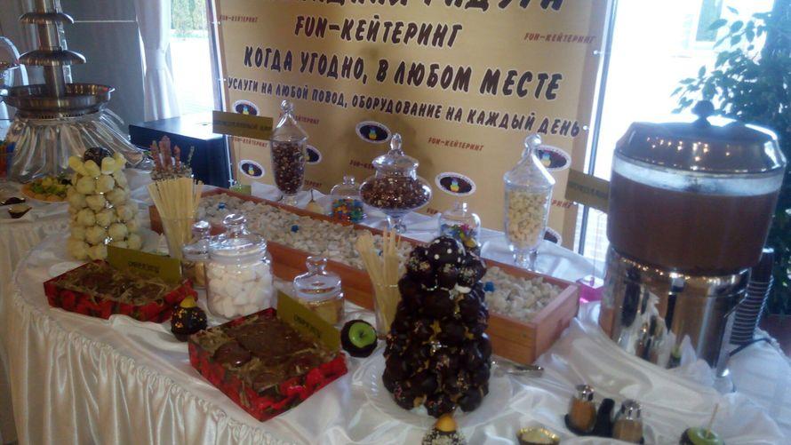 """Фото 7688544 в коллекции Мороженое, фруктовый лед, сладкий стол - Кондитеры """"Шоколадная радуга"""""""