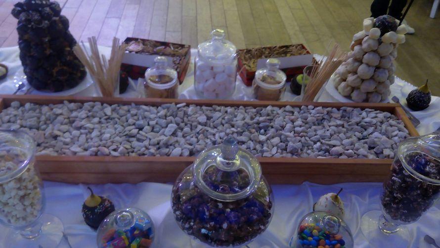 """Фото 7688550 в коллекции Мороженое, фруктовый лед, сладкий стол - Кондитеры """"Шоколадная радуга"""""""