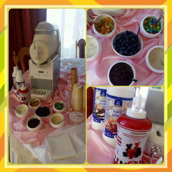 """Фото 7688568 в коллекции Мороженое, фруктовый лед, сладкий стол - Кондитеры """"Шоколадная радуга"""""""