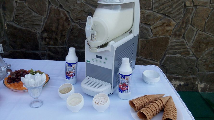 """Фото 10871608 в коллекции Мороженое, фруктовый лед, сладкий стол - Кондитеры """"Шоколадная радуга"""""""