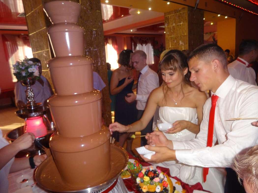 """Фото 12756134 в коллекции Свадьбы с нашими шоколадными фонтанами. - Кондитеры """"Шоколадная радуга"""""""