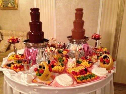 """Фото 15086416 в коллекции Свадьбы с нашими шоколадными фонтанами. - Кондитеры """"Шоколадная радуга"""""""