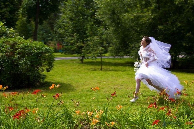 Сбежавшая невеста - фото 58520 Санек и Аленка