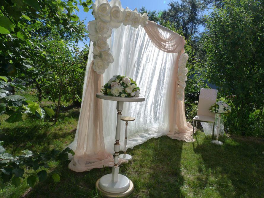нежный розовый и яркое лето - фото 19026186 Sokolova Flowers and Decor - оформление мероприятий