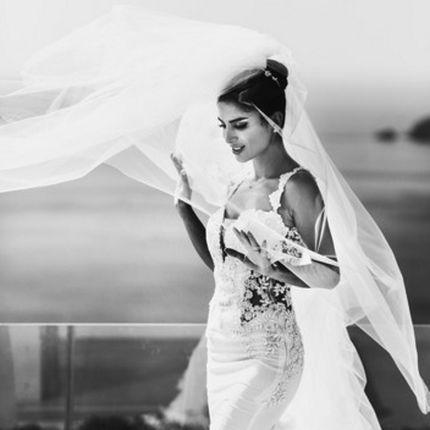 Прическа и макияж для невесты в Санкт-Петербурге