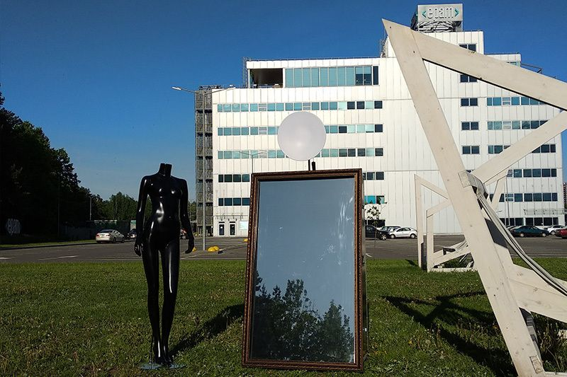 Селфи зеркало - фото 19057700 Event-tech - аренда оборудования