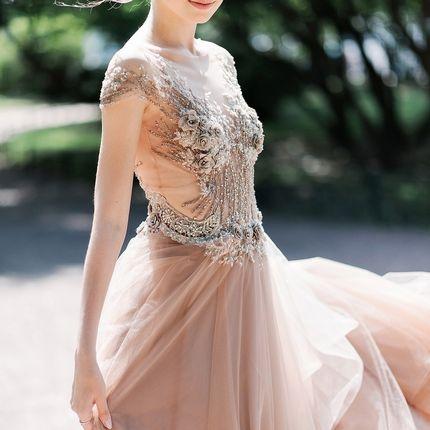 "Вечернее платье ""Мелани"""