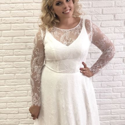 Платье Злата Plus size