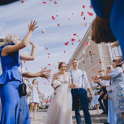 Проведение свадьбы, 5 часов + 6 часов DJ