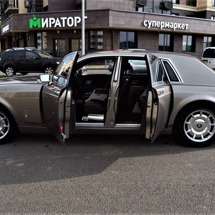 Rolls-Royce Phantom в аренду