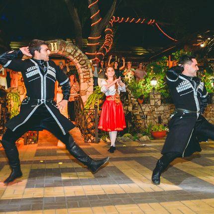 Русско-кавказский танец