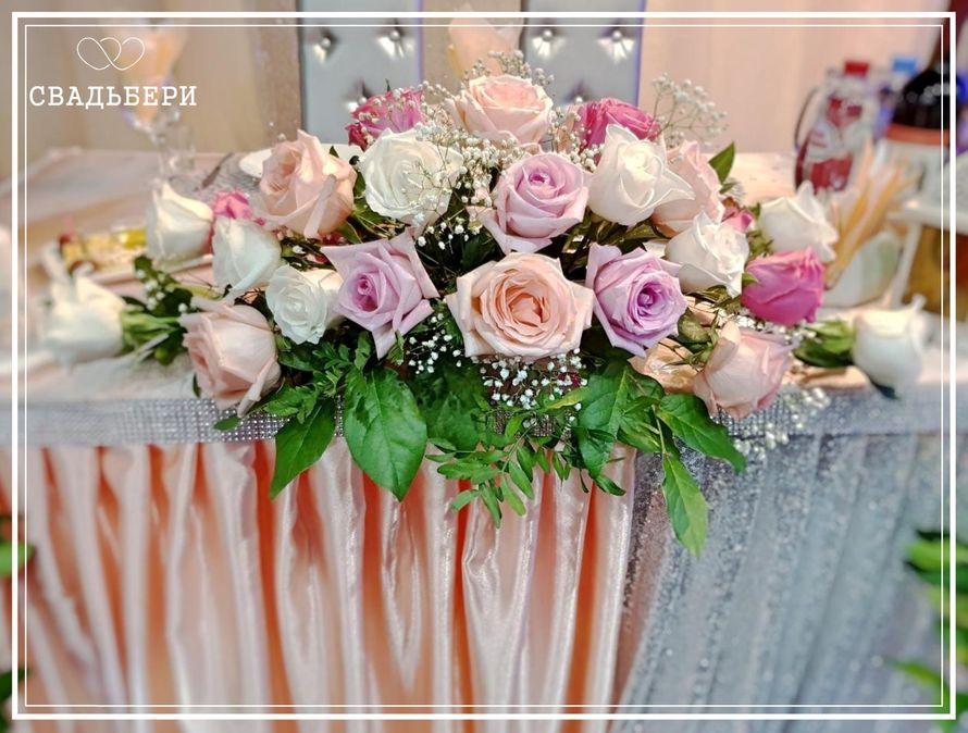 """Фото 19787175 в коллекции Цветочные композиции - """"Свадьбери"""" - организация свадеб"""