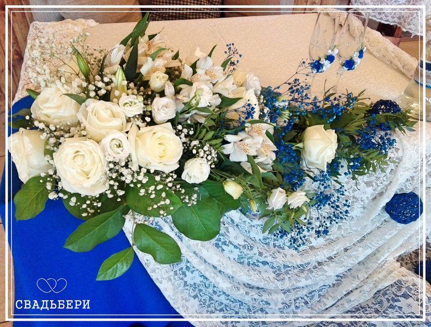 """Фото 19787191 в коллекции Цветочные композиции - """"Свадьбери"""" - организация свадеб"""