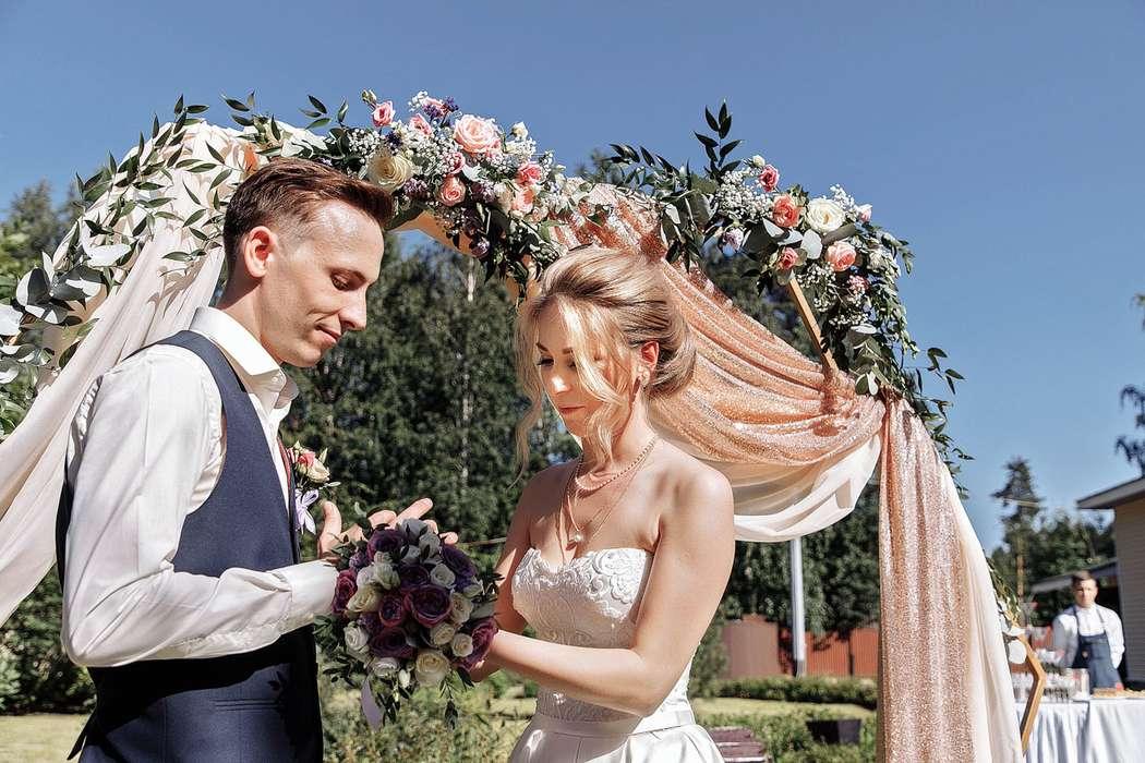 """Александр и Ирина. La Bagatelle - фото 19899187 """"Свадьбери"""" - организация свадеб"""