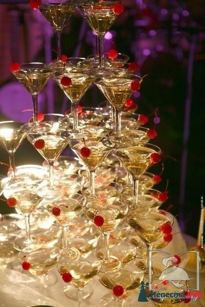 Горка шампанского - фото 110255 besol