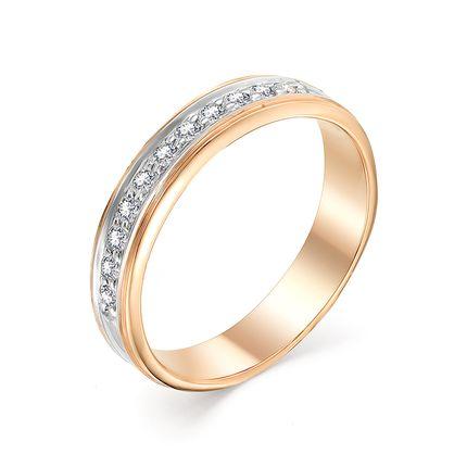 Обручальное кольцо 104