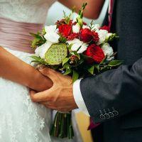 Букет невесты Ирины