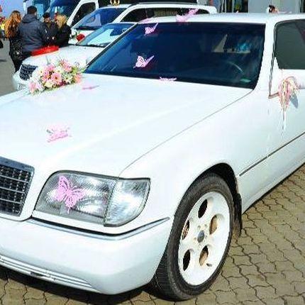 Аренда лимузина Mercedes W140, 8 мест