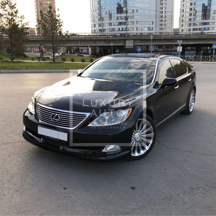 №17 Седан Lexus LS 460L в аренду