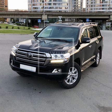 №11 Toyota Land Cruiser 200 в аренду